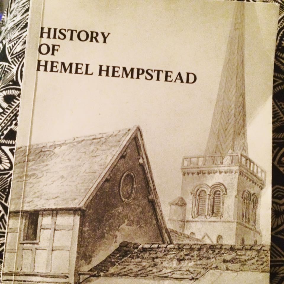 Book-History-of-Hemel-Hempstead